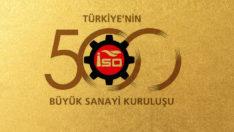 İSO 500'de Sakarya 2. OSB Yatırımcıları İle Listede