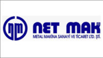 NET MAK METAL MAKİNA SANAYİ VE TİCARET LTD.ŞTİ.