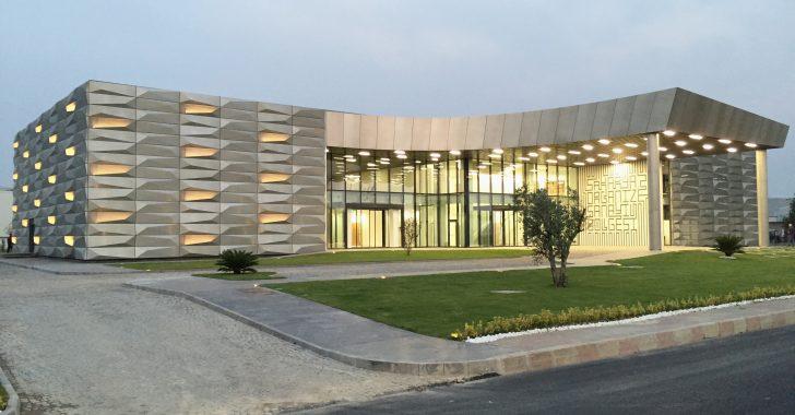 Sakarya 2. OSB Yönetim, idari ve Konferans Salonumuz hizmete girmiştir.