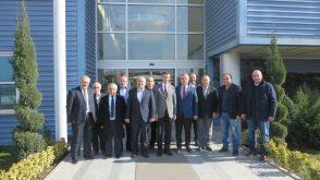 Doç. Dr. Hasan Ali ÇELİK- Bakan Yardımcısı 2. OSB'yi Ziyaret Etti