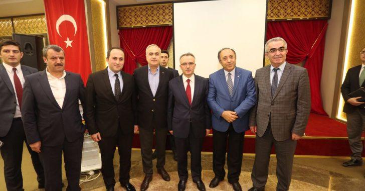 Maliye Bakanı Naci AĞBAL Sakarya'da