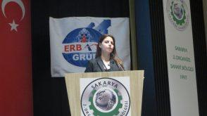 ERBATU GRUP Firmalarımızın İK Uzmanlarına Konferans Salonunda Seminer Verdi