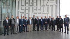 Sakarya Milletvekilimiz Şaban DİŞLİ 2.OSB'de