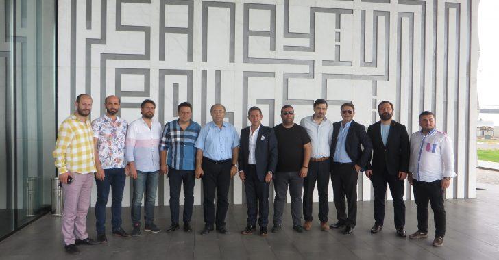 Sakarya GİAD Yönetimi 2.OSB'yi Ziyaret Etti
