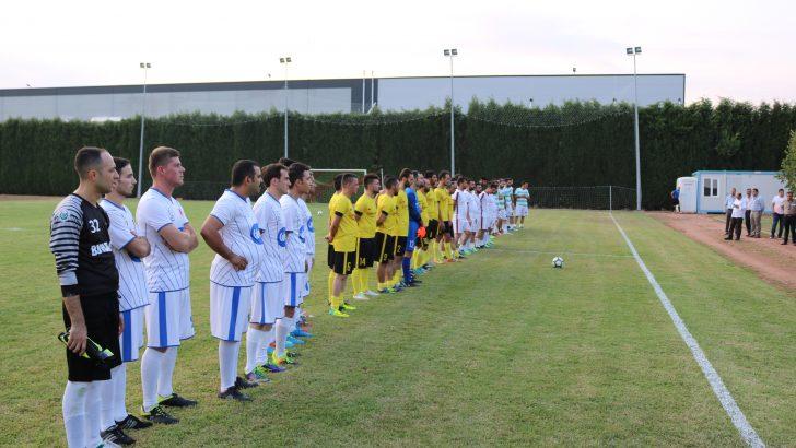 Sakarya 2. Osb Cemalettin BAYRAM Futbol Turnuvası Grup Maçları Tamamlandı