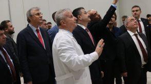 Tarım ve Orman Bakanı Dr. Bekir Pakdemirli AlmanFoush fabrikasını ziyaret etti