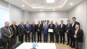 Vali Nayir, Küçükçalık Fabrikasını Ziyaret Etti