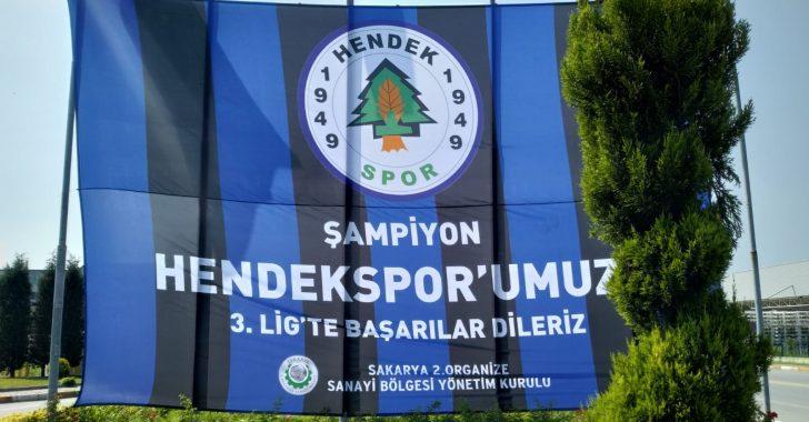 ŞAMPİYON HENDEKSPOR